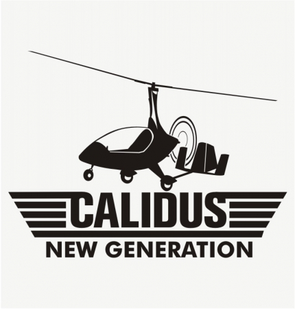 Calidus T-Shirt, Calidus in Mosbach,Gyrocopter T-Shirt, Tragschrauber T-Shirt, Luftfahrt T-SHirt, Piloten T-Shirt