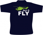 BORN TO FLY BK117 T-Shirt